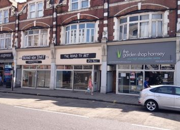 Thumbnail Retail premises to let in High Street, Hornsey