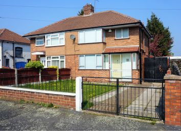 Thumbnail 3 bed semi-detached house for sale in Oakwood Road, Liverpool