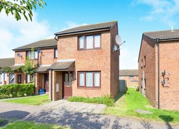 Thumbnail 2 bedroom end terrace house for sale in Kercroft, Two Mile Ash, Milton Keynes