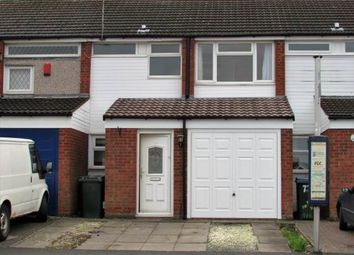 Thumbnail 3 bedroom terraced house to rent in Boswell Drive, Walsgrave, Coventry