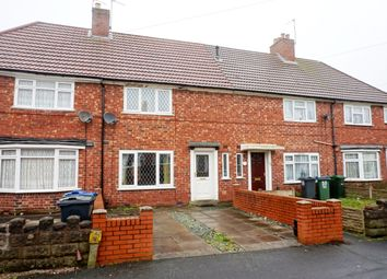 Thumbnail 3 bedroom terraced house for sale in Dorsett Road, Wednesbury