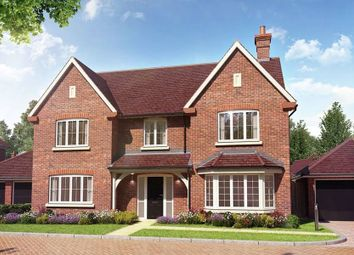 "Thumbnail 5 bed detached house for sale in ""Mallard House"" at Dollicott, Haddenham, Aylesbury"