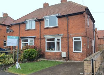 Thumbnail 5 bed detached house to rent in Park House Road, Durham