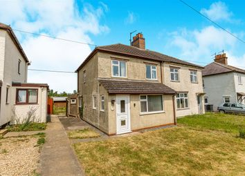 Thumbnail 3 bedroom semi-detached house for sale in Harborough Road, Stoke Albany, Market Harborough