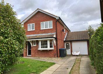 Thumbnail Detached house for sale in Pembroke Gardens, Wellesbourne, Warwick
