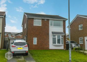 Thumbnail 3 bed detached house for sale in South Drive, Harwood, Bolton, Lancashire