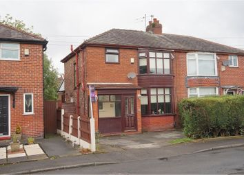 Thumbnail 3 bed semi-detached house for sale in Browning Avenue, Manchester