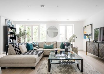 Thumbnail 2 bed flat for sale in Oakley Gardens, Church Walk, Childs Hill, London