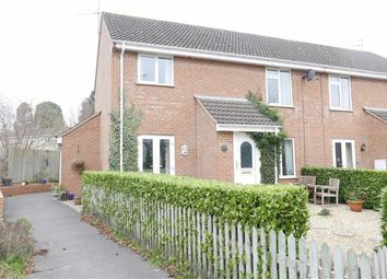 Thumbnail 3 bed end terrace house for sale in Reine Barnes Close, Woodmancote, Dursley
