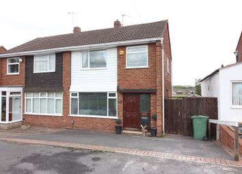 Thumbnail 3 bed semi-detached house for sale in Granville Drive, Kingswinford