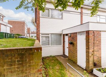 Thumbnail 2 bed end terrace house for sale in Polebrook Road, London