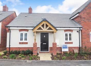 Thumbnail 2 bed semi-detached bungalow for sale in Luke Lane, Brailsford, Ashbourne