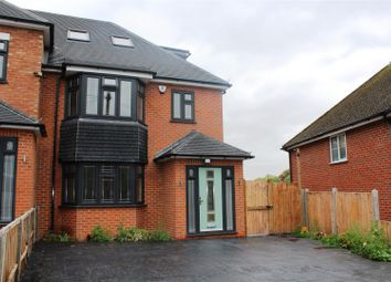 Thumbnail 4 bed end terrace house for sale in New Road Close, High Wycombe