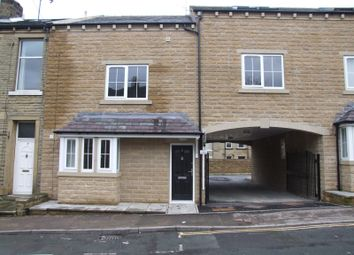 Thumbnail 1 bed flat to rent in Elizabeth Street, Elland, Halifax