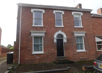 Thumbnail 1 bed flat to rent in 47 Waterworks Road, Barbourne, Worcester