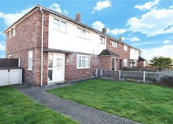 Thumbnail 3 bed end terrace house for sale in Haywards Mead, Eton Wick, Windsor