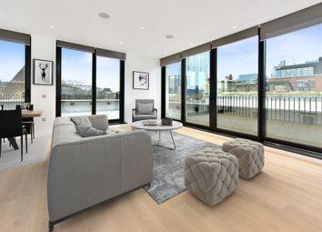 Thumbnail 3 bedroom flat to rent in Mark Street, Islington