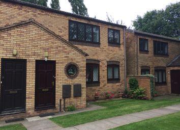 Thumbnail 2 bed maisonette to rent in Sam Barber Court, Cannock