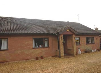 Thumbnail 4 bed bungalow for sale in Coates Road, Coates
