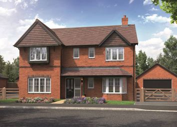 "Thumbnail 4 bed detached house for sale in ""The Osmore"" at School Road, Salford Priors, Evesham"