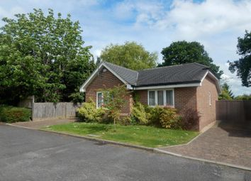 Thumbnail 2 bed detached bungalow for sale in Hesketh Close, Cranleigh
