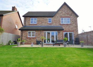 Thumbnail 4 bed detached house for sale in Ascot Way, Carlisle