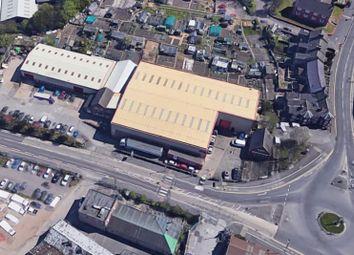 Thumbnail Industrial for sale in Premises At, Davenport Street, Stoke-On-Trent