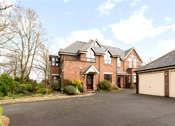 Thumbnail 2 bed flat for sale in The Poplars, Warford Park, Faulkners Lane, Mobberley