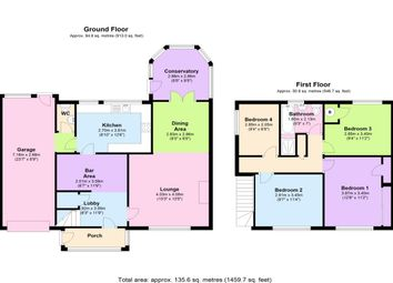 Thumbnail 4 bed semi-detached house for sale in Riding Hill, Great Lumley, Chester Le Street