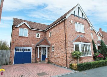 Thumbnail 4 bed detached house for sale in King Oswald Road, Epworth, Doncaster