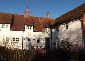 Thumbnail 3 bedroom terraced house for sale in Thorncote Road, Northill, Biggleswade