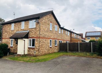 Thumbnail 1 bed terraced house for sale in Furze Close, Luton