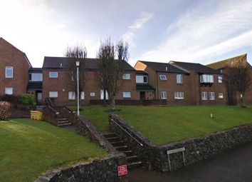 Thumbnail 1 bed flat to rent in Crowbridge Park, Cullompton