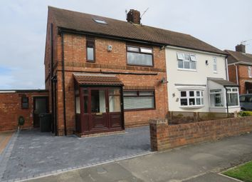 3 bed semi-detached house for sale in Pickering Grove, Hartlepool TS25