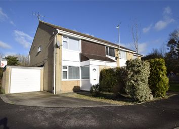 Thumbnail 2 bed semi-detached house for sale in Firework Close, Warmley, Bristol