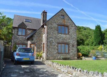 Thumbnail 4 bed detached house to rent in Llanrhidian, Swansea