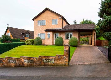 Thumbnail 3 bed detached house for sale in Heol Y Glyn, Milbrook, Treharris