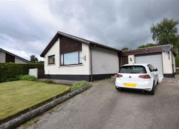 Thumbnail 3 bed detached bungalow for sale in Stuarthill Drive, Maryburgh, Ross-Shire