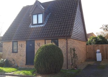 Thumbnail 1 bedroom detached bungalow for sale in Chatsfield, Peterborough