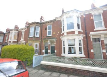 Thumbnail 3 bedroom flat for sale in Rokeby Terrace, Newcastle Upon Tyne