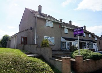 Thumbnail 3 bed end terrace house for sale in Craydon Road, Stockwood