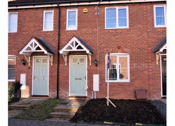 Thumbnail 2 bed terraced house for sale in Alabaster Avenue, Houghton Regis