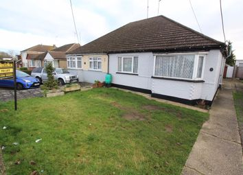 Thumbnail 2 bed bungalow to rent in Hill Avenue, Wickford