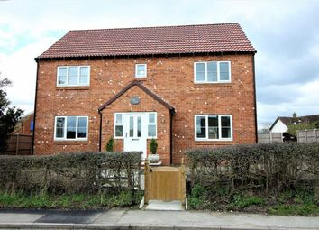 Thumbnail 5 bed detached house to rent in Mill Lane, Middle Rasen, Market Rasen