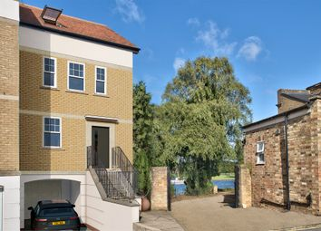 Thumbnail 3 bed town house for sale in Priory Lane, St Neots