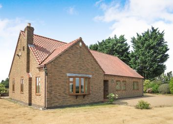 Thumbnail 3 bed detached bungalow for sale in Hilgay Road, West Dereham, King's Lynn