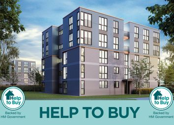 Thumbnail 2 bed flat for sale in The Edge, Abbey Park, Colchester