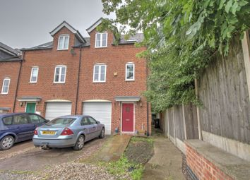 Thumbnail 3 bed town house for sale in Field View, Woodville, Swadlincote