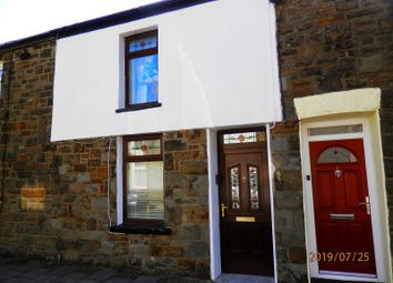Thumbnail 1 bedroom terraced house for sale in Victoria Street, Treherbert, Rhondda Cynon Taff.