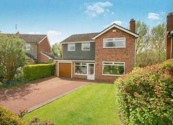 Thumbnail 4 bed detached house for sale in Grange Park Avenue, Wilmslow, Cheshire